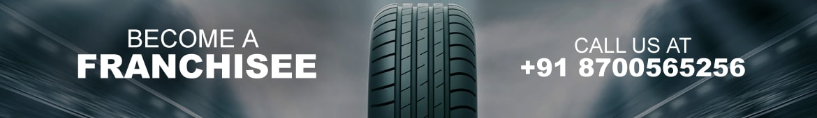 Tyre Franchise in India