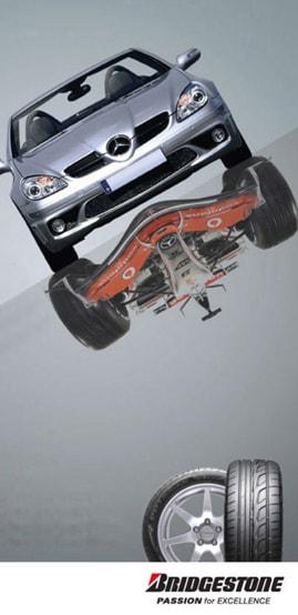 Buy Bridgestone Tyre Online