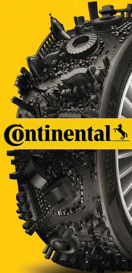 Buy Continental Tyre Online
