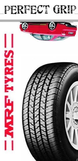 Buy MRF Tyre Online