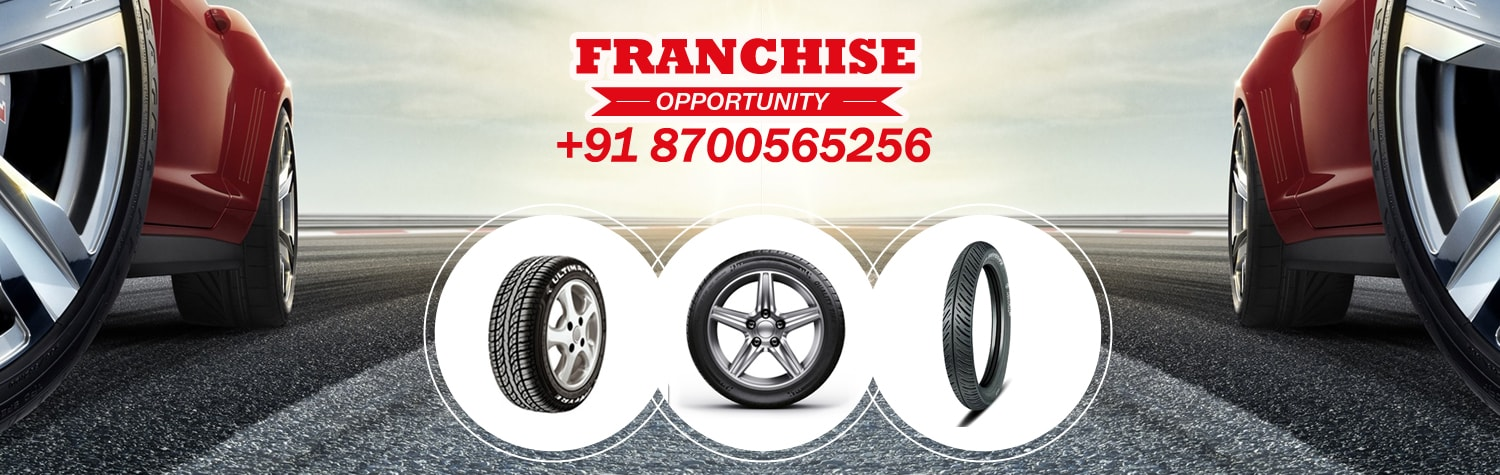 Buy Tyre Franchise