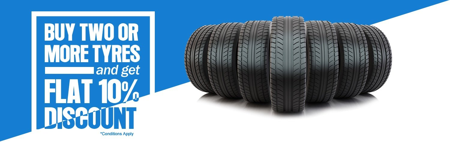 Latest Tyre Offers