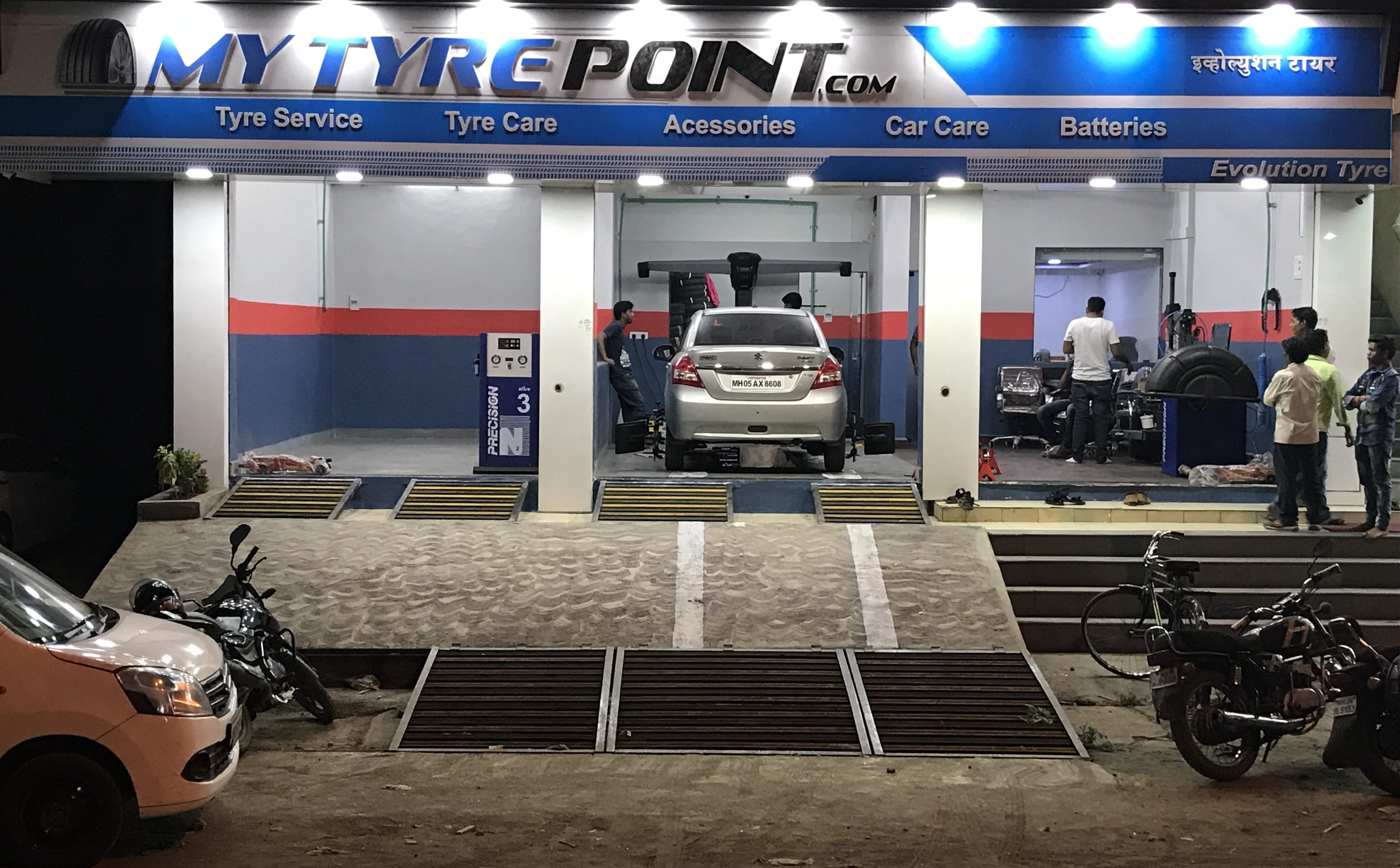 Buy Car Bike Tyre Franchise India Tyre Dealership Opportunity