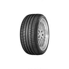 Buy Continental CONTI SPORT CONTACT 2 TubelessTyres 235/55 R 17 W  Online at low cost