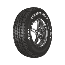 Buy CEAT CZAR A/T Tubeless TubelessTyres 215/75 R 15   Online at low cost