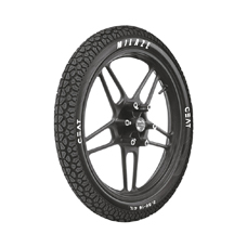Buy CEAT Milaze TL (BIKE) TubelessTyres 3 R 17   Online at low cost
