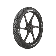 Buy CEAT Zoom plus F TL TubelessTyres 100/90 R 17   Online at low cost